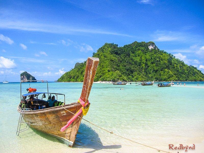 Krabi Islands Andaman Sea Snorkeling Thailand