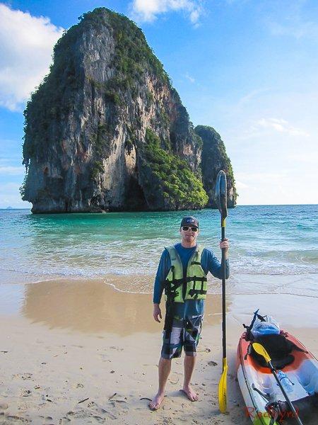 Phra Nang Beach South of Railay-Krabi-Thailand