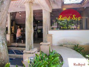 Sand Sea Resort West Railay Beach Krabi Thailand