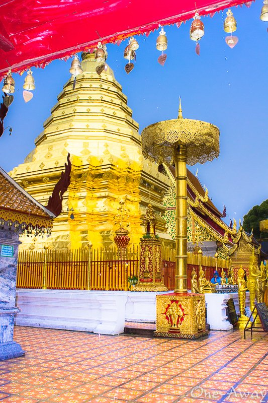 Chiang Mai temples Wat Phra That Doi Suthep