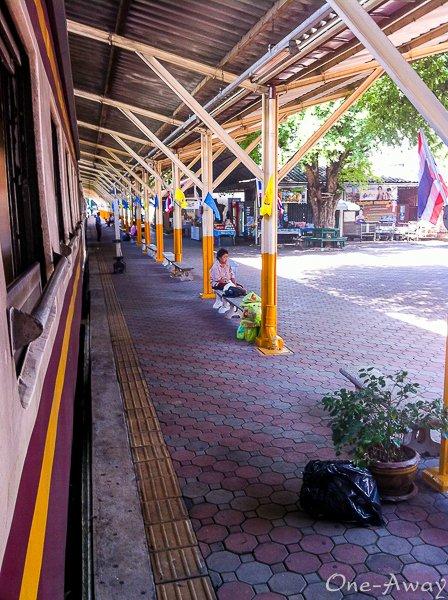 Night Train - Bangkok to Chiang Mai