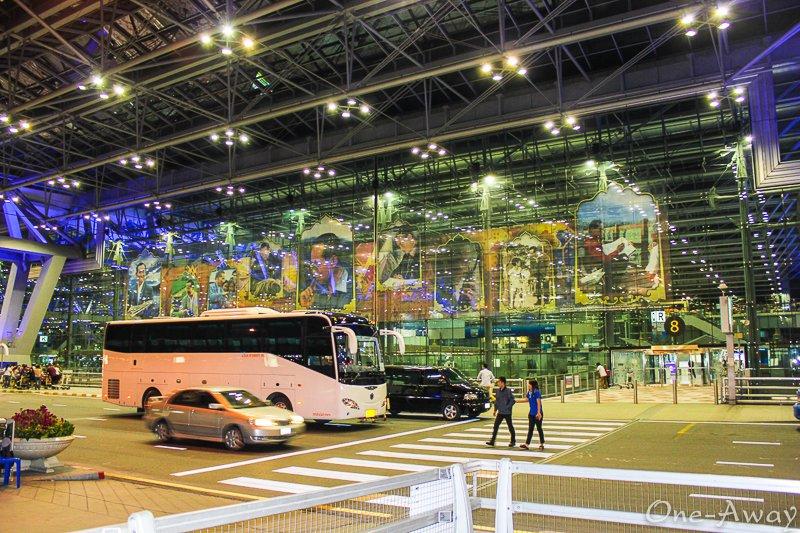 Suvarnabhumi Airport- Bangkok