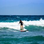 Learning To Surf in Bali - Padang Padang - Bali