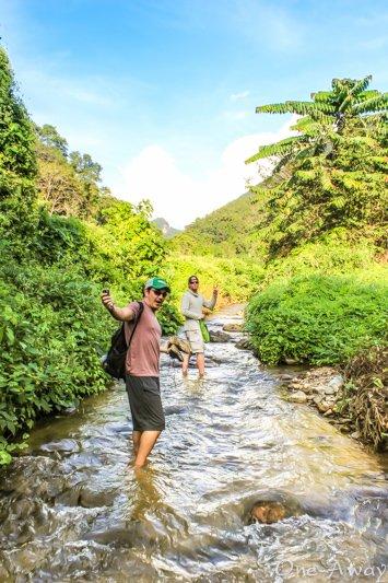 Pai - Thailand - Waterfalls