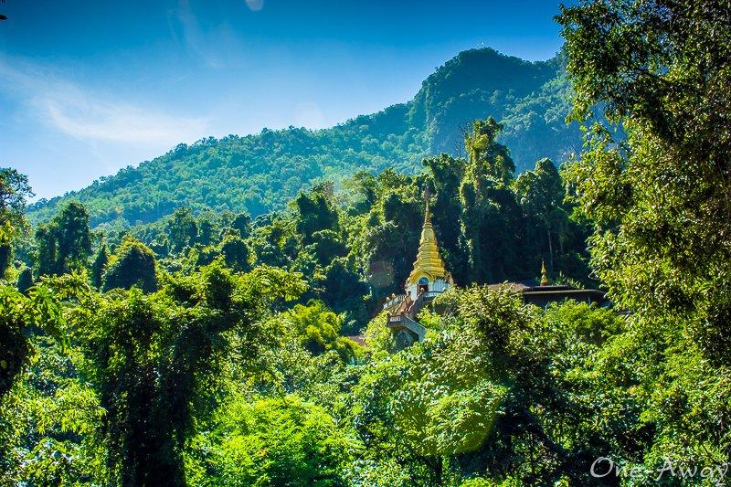 Wat Tham Pha Plong - Chiang Dao