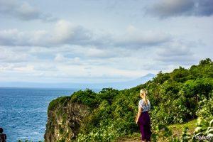 Uluwat Cliffs Bali Indonesia