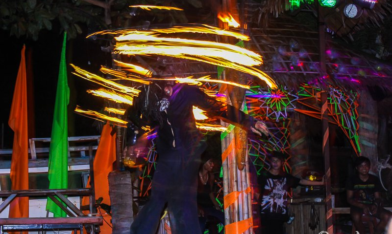 Koh Phi-Phi-Fire Dancer