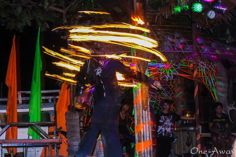 Koh Phi-Phi-Fire Dancer