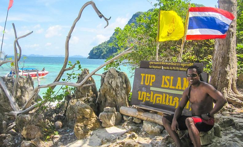 Tup Island-Krabi-Thailand