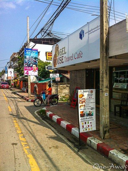 Bagel House Café Chiang Mai