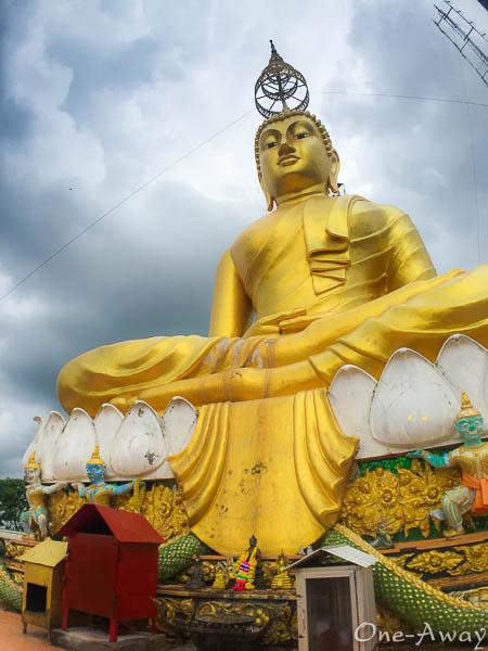 Buddha Tiger Cave Temple Krabi Thailand
